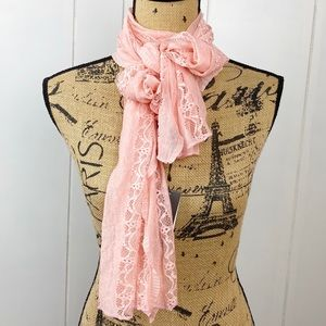 The Limited Stretch Lace Scarf New with Tag